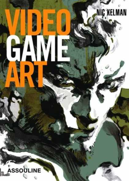 Books About Video Games - Video Game Art