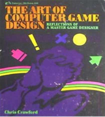 Books About Video Games - The Art Of Computer Game Design