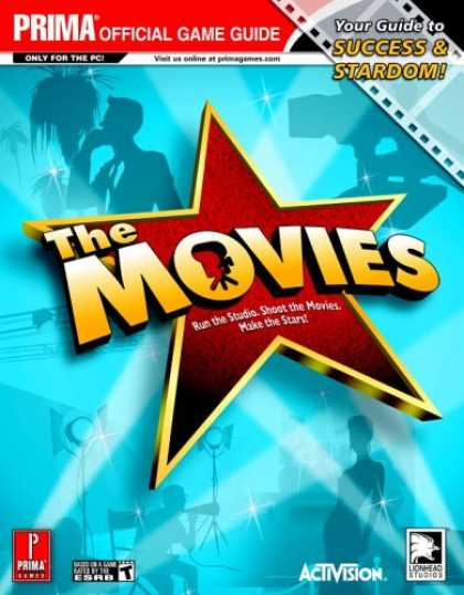 Books About Video Games - The Movies (Prima Official Game Guide)