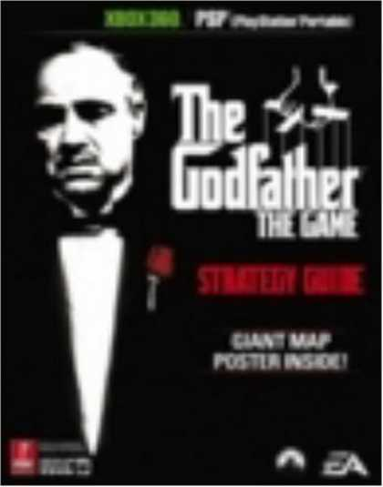 Books About Video Games - The Godfather (Xbox 360/PSP) (Prima Official Game Guide)