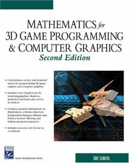 Books About Video Games - Mathematics for 3D Game Programming and Computer Graphics, Second Edition (Game