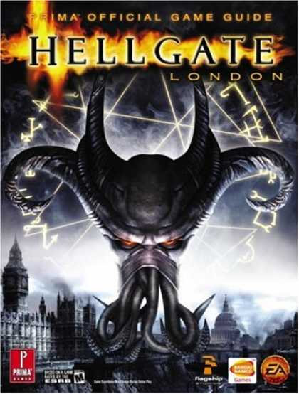 Books About Video Games - Hellgate London (Prima Official Game Guide)