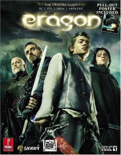 Books About Video Games - Eragon (Prima Official Game Guide)