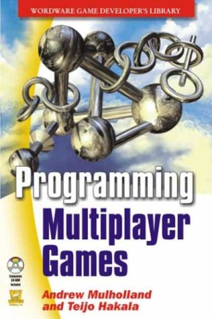 Books About Video Games - Programming Multiplayer Games