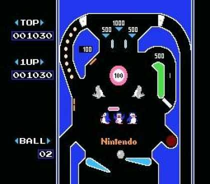 Books About Video Games - NINTENDO PINBALL VIDEO GAME (NINTENDO NES 8-BIT VIDEO GAME CARTRIDGE VERSION) (N