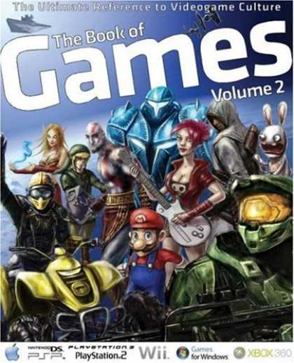 Books About Video Games - The Book of Games Volume 2: The Ultimate Reference on PC & Video Games (Book of