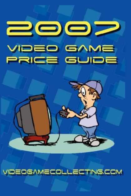 Books About Video Games - 2007 Video Game Price Guide