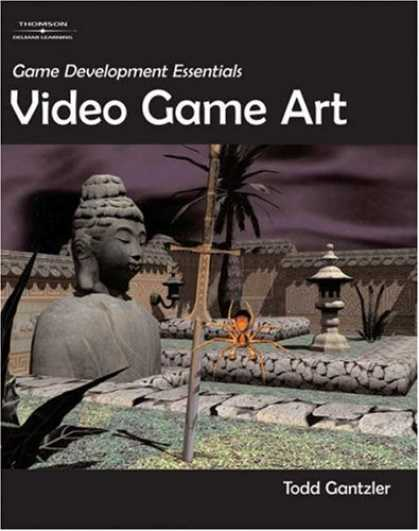 Books About Video Games - Game Development Essentials: Video Game Art