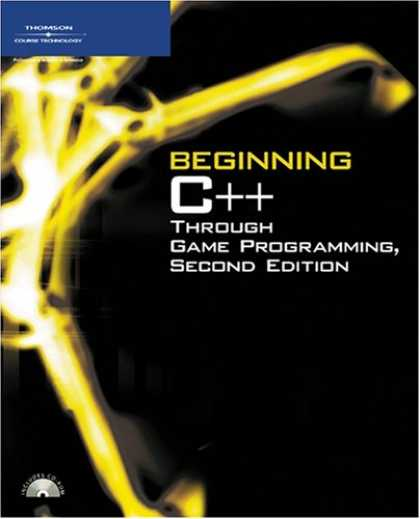Books About Video Games - Beginning C++ Through Game Programming