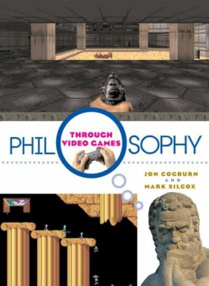Books About Video Games - Philosophy Through Video Games