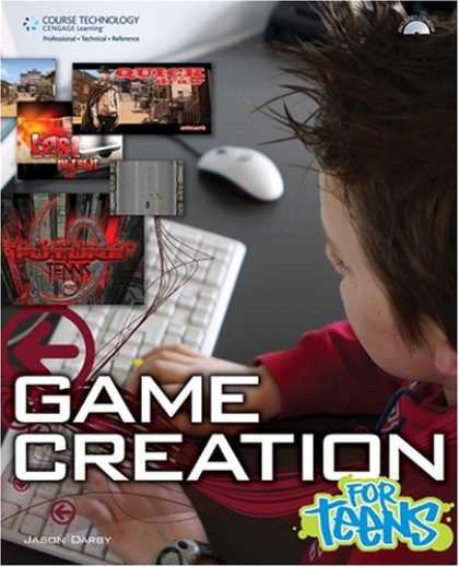 Books About Video Games - Game Creation for Teens