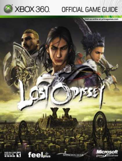 Books About Video Games - Lost Odyssey: Prima Official Game Guide (Prima Official Game Guides)