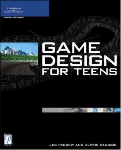 Books About Video Games - Game Design for Teens (Premier Press Game Development)