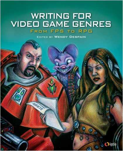 Books About Video Games - Writing for Video Game Genres: From FPS to RPG