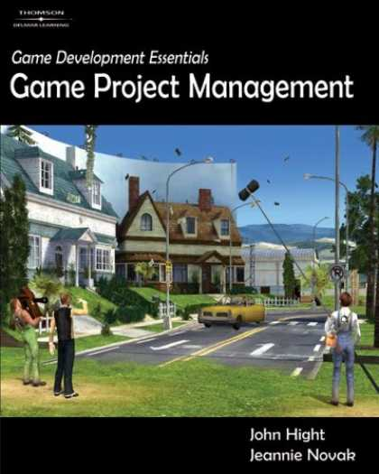 Books About Video Games - Game Development Essentials: Game Project Management