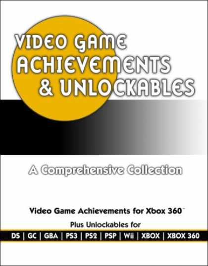 Books About Video Games - Video Game Achievements & Unlockables: Prima Official Game Guide (Prima Official