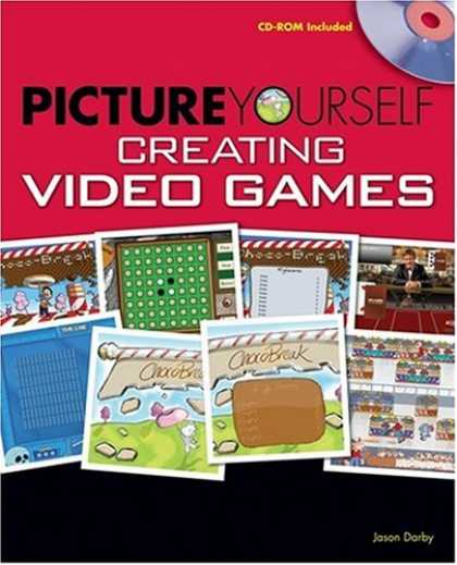 Books About Video Games - Picture Yourself Creating Video Games