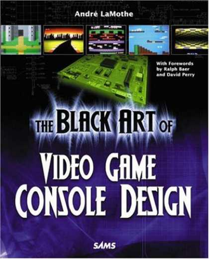 Books About Video Games - The Black Art of Video Game Console Design
