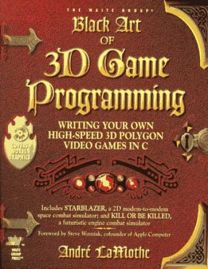 Books About Video Games - Black Art of 3D Game Programming: Writing Your Own High-Speed 3D Polygon Video G