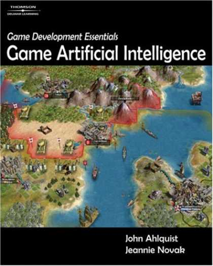 Books About Video Games - Game Development Essentials: Game Artificial Intelligence