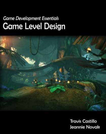 Books About Video Games - Game Development Essentials: Game Level Design
