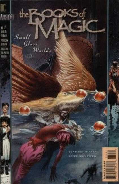 Books of Magic 12 - Charles Vess