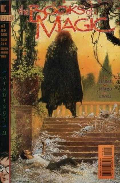 Books of Magic 2 - Charles Vess, Scott Hampton