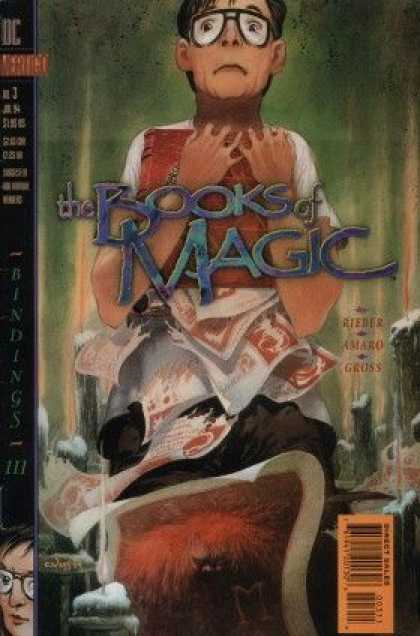 Books of Magic 3 - Charles Vess