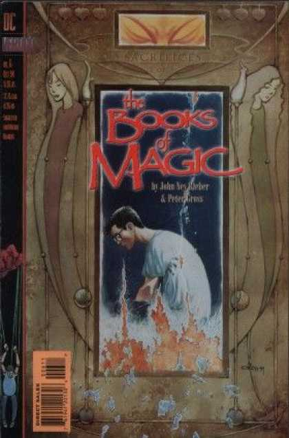 Books of Magic 6 - Charles Vess