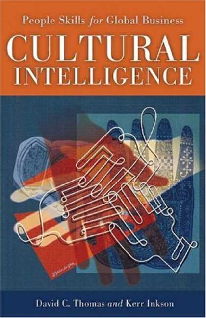 Books on Learning and Intelligence - Cultural Intelligence: People Skills for Global Business