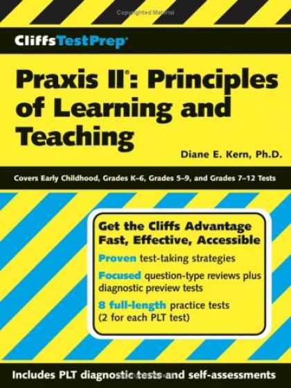 Books on Learning and Intelligence - CliffsTestPrep Praxis II: Principles of Learning and Teaching