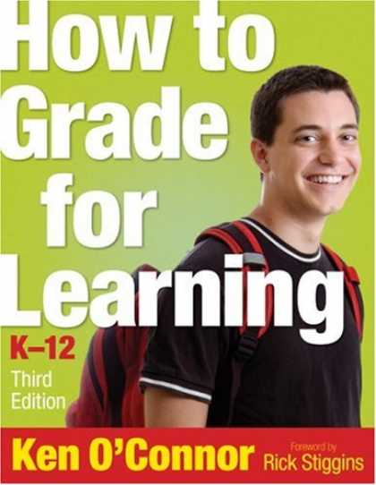 Books on Learning and Intelligence - How to Grade for Learning, K-12