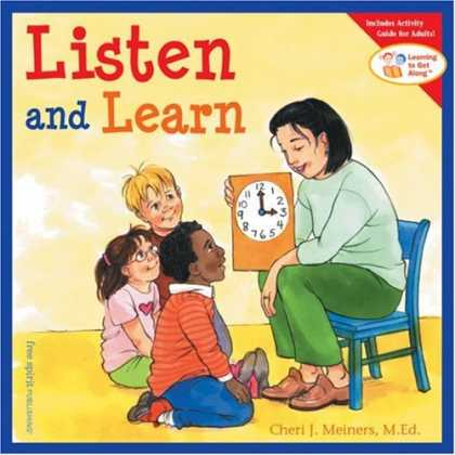 Books on Learning and Intelligence - Listen and Learn (Learning to Get Along, Book 2)