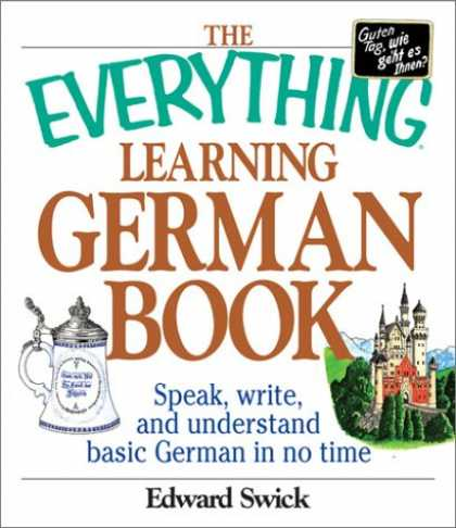 Books on Learning and Intelligence - The Everything Learning German Book: Speak, Write and Understand Basic German in