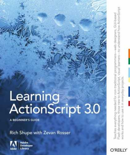 Books on Learning and Intelligence - Learning ActionScript 3.0: A Beginner's Guide