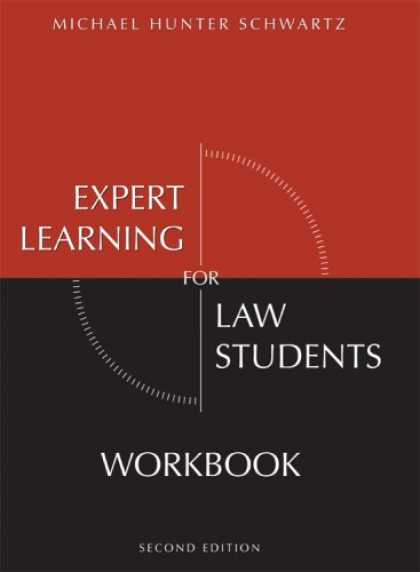 Books on Learning and Intelligence - Expert Learning for Law Students Workbook