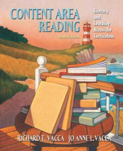 Books on Learning and Intelligence - Content Area Reading: Literacy and Learning Across the Curriculum (9th Edition)