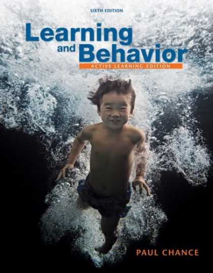 Books on Learning and Intelligence - Learning and Behavior: Active Learning Edition