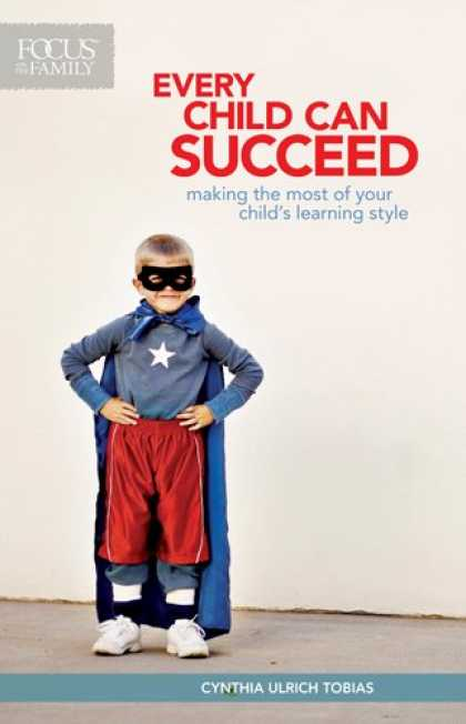 Books on Learning and Intelligence - Every Child Can Succeed