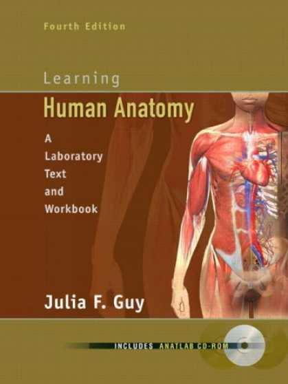 Books on Learning and Intelligence - Learning Human Anatomy (4th Edition)