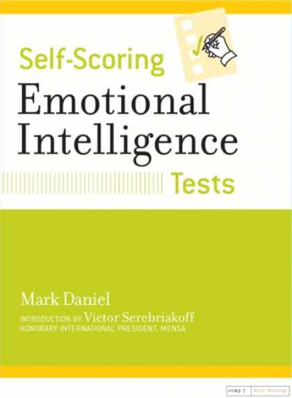 Books on Learning and Intelligence - Self-Scoring Emotional Intelligence Tests (Self-Scoring Tests)