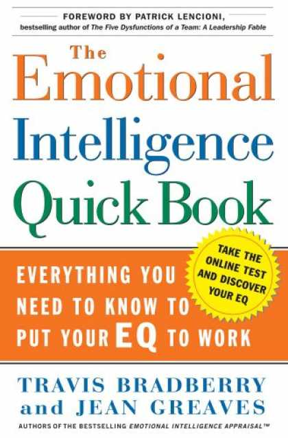 Books on Learning and Intelligence - The Emotional Intelligence Quick Book