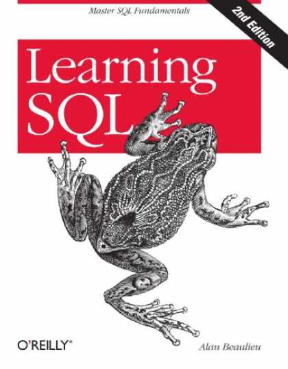 Books on Learning and Intelligence - Learning SQL