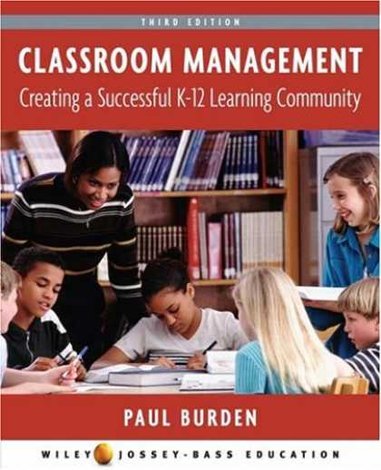 Books on Learning and Intelligence - Classroom Management: Creating a Successful K-12 Learning Community