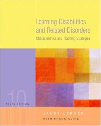 Books on Learning and Intelligence - Learning Disabilities and Related Disorders: Characteristics and Teaching Strate