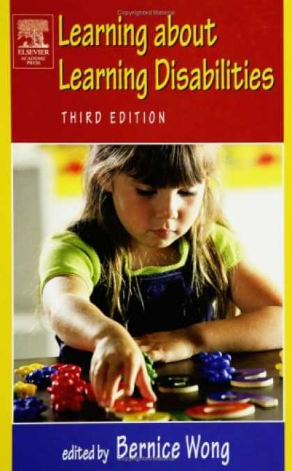 Books on Learning and Intelligence - Learning About Learning Disabilities, Third Edition