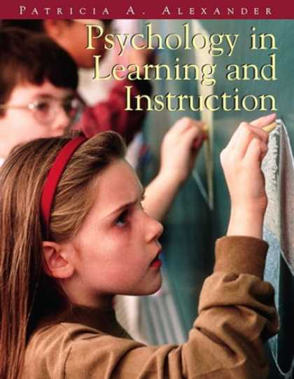 Books on Learning and Intelligence - Psychology in Learning and Instruction (Educational Psychology)