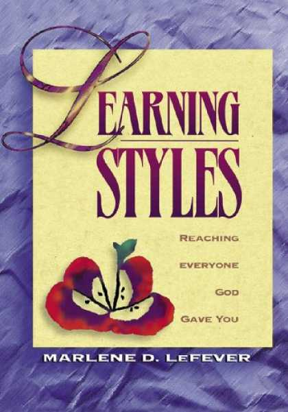 Books on Learning and Intelligence - Learning Styles: Reaching Everyone God Gave You to Teach
