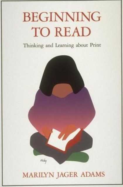 Books on Learning and Intelligence - Beginning to Read: Thinking and Learning about Print