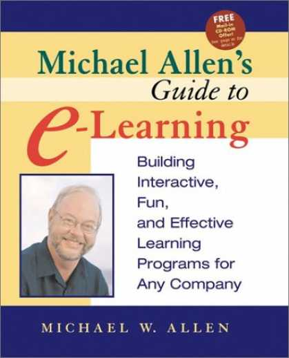 Books on Learning and Intelligence - Michael Allen's Guide to E-Learning